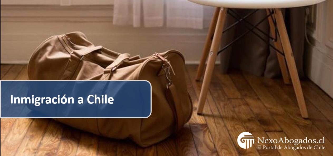 inmigración a chile