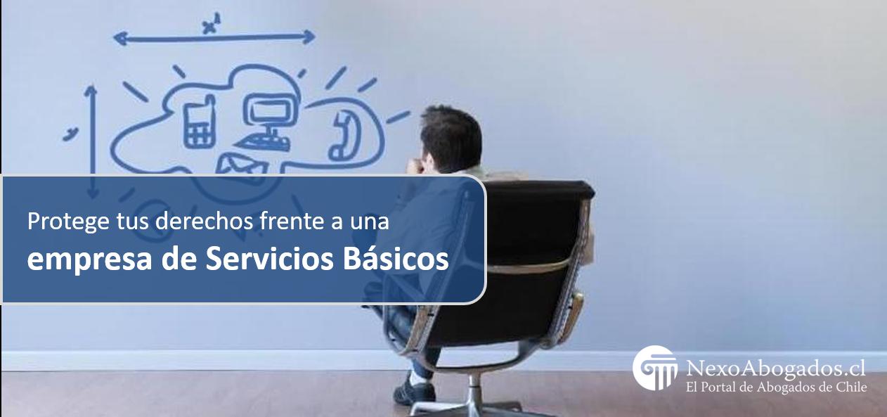 derechos consumidor servicios básicos