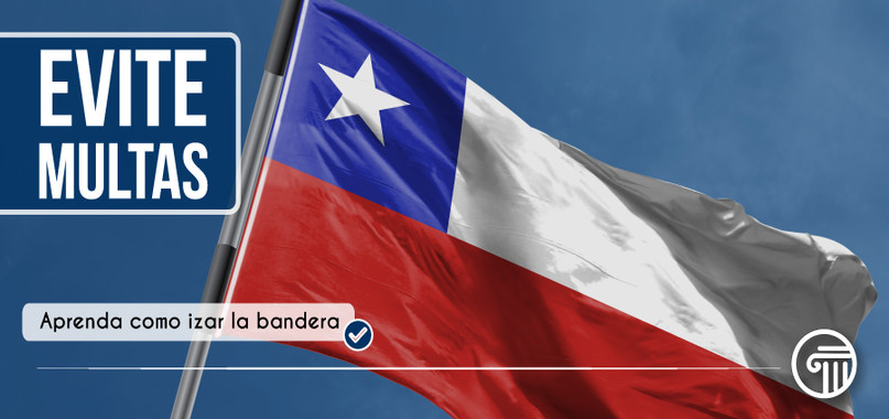 Izar bandera Chile