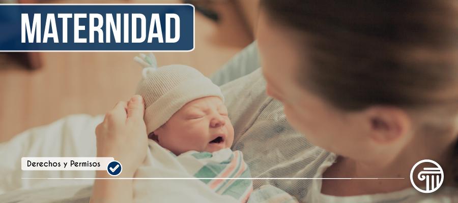 derecho y permisos materinidad