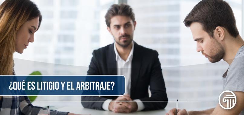 litigios arbitrajes abogado