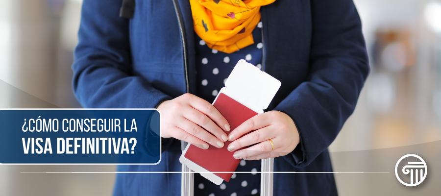 obtener visa definitiva chile