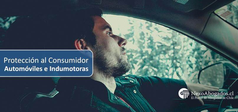 protección consumidor automóviles indumotoras