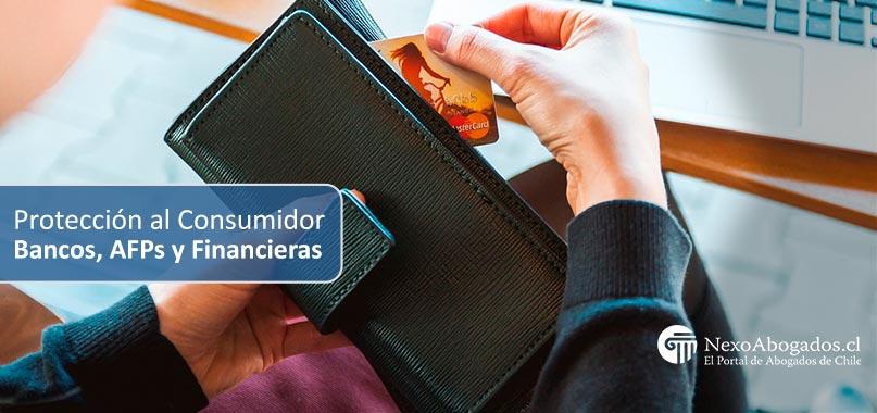 proteccion al consumidor bancos afp