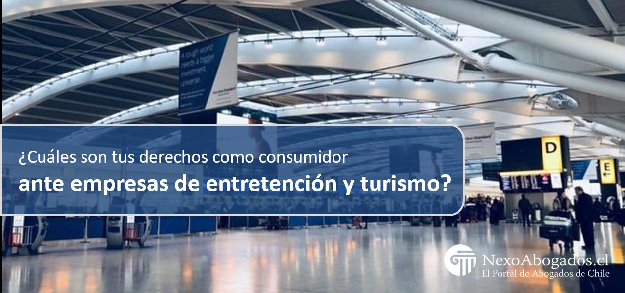 Protección al consumidor turismo