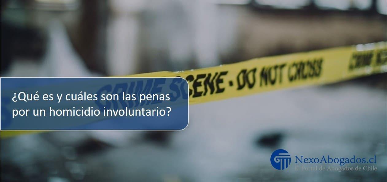 Homicidio-involuntario